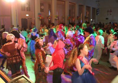 Hemmungslos Tanzen und Disco für alle
